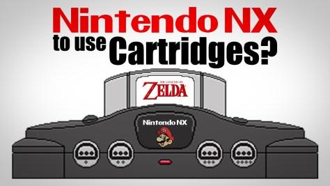 Nintendo NX to use cartridges 2
