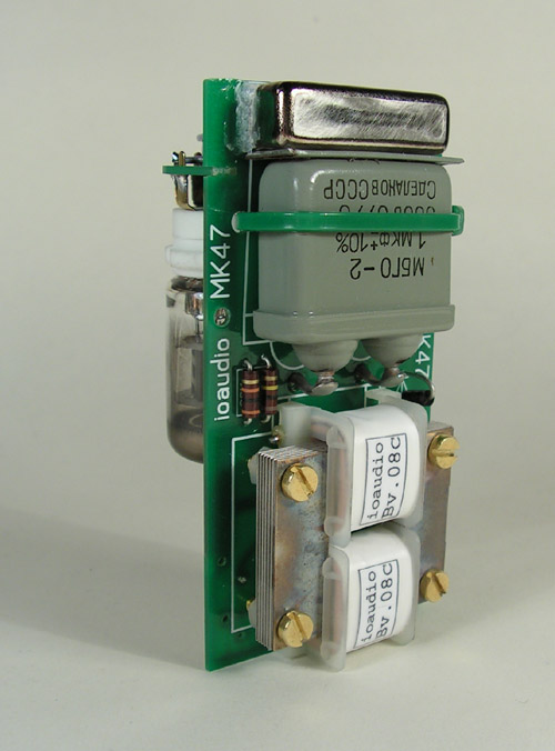 Ioaudio Mk47 Tube Mic