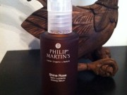 Philip Martin shine rose serum