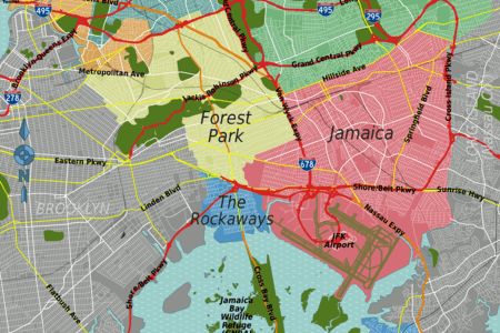 450px queens districts map