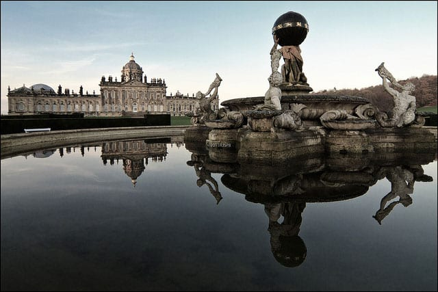 Castle Howard family friendly Halloween spectacular
