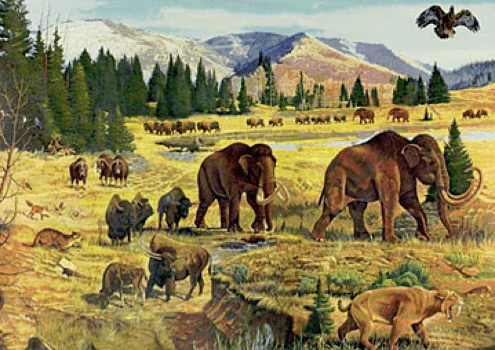 The Ice Age in Utah