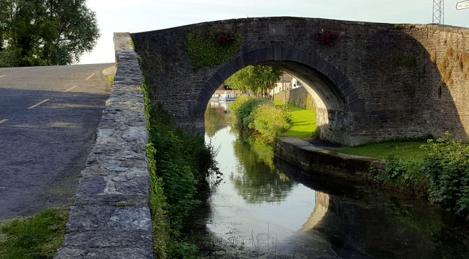Day 1: Lowtown to Monasterevin (27.5 km)
