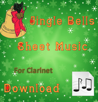 Jingle Bells Clarinet Sheet Music Download