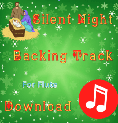 Silent Night - Play-Along Flute Tracks