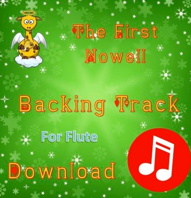 The First Nowell - Play-Along Flute Tracks