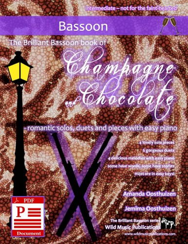 The Brilliant Bassoon book of Champagne and Chocolate Download