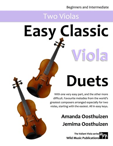Easy Classic Viola Duets