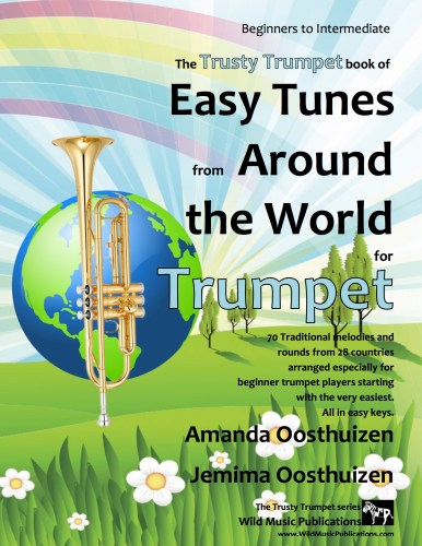 Easy Tunes from Around the World for Trumpet