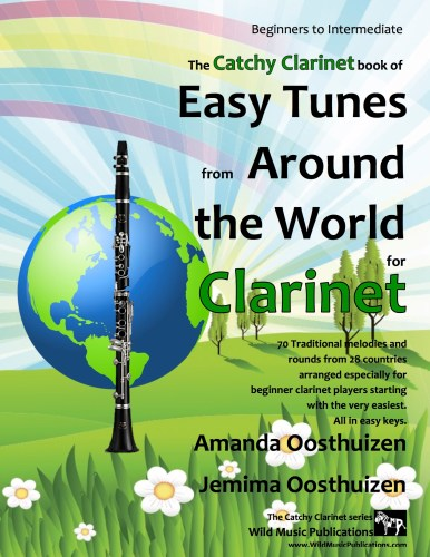 Easy Tunes from Around the World for Clarinet