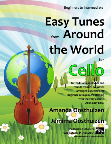 Easy Tunes from Around the World for Cello
