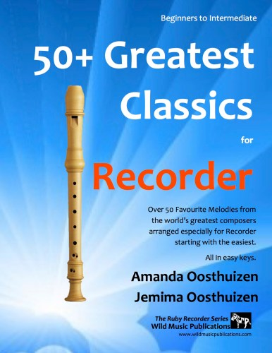 50+ Greatest Classics for Recorder