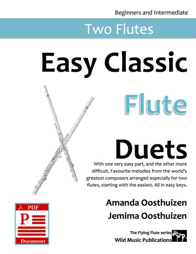 Easy Classic Flute Duets Download