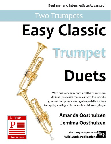 Easy Classic Trumpet Duets Download