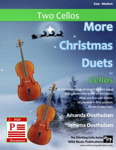 More Christmas Duets for Cello Download
