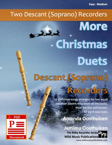 More Christmas Duets for Descant (Soprano) Recorders Download