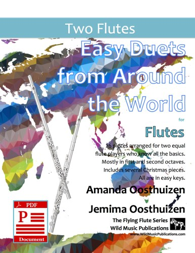 Easy Duets from Around the World for Flutes Download