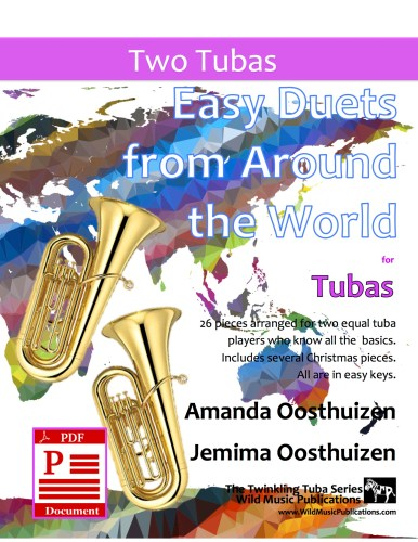 Easy Duets from Around the World for Tubas Download