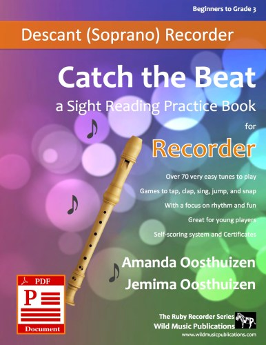 Catch the Beat Recorder Sight Reading Download
