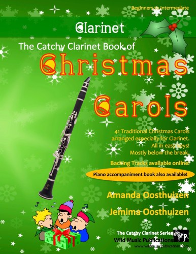 The Catchy Clarinet Book of Christmas Carols