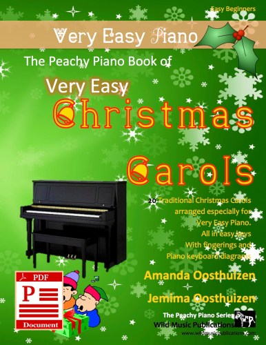 The Peachy Piano Book of Very Easy Christmas Carols Download