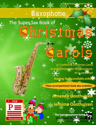 The Super Saxophone Book of Christmas Carols Download