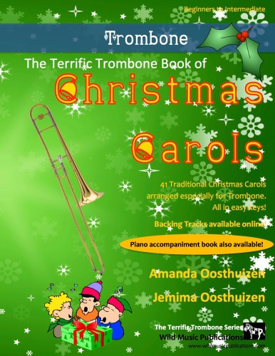 The Terrific Trombone Book of Christmas Carols