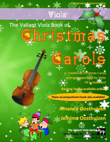 The Valiant Viola Book of Christmas Carols