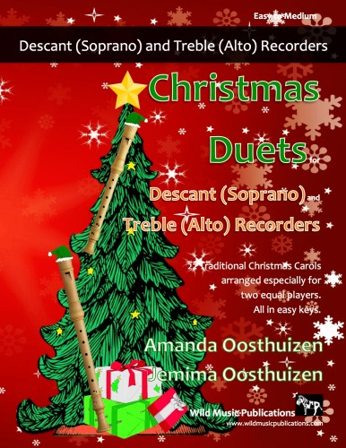 Christmas Duets for Descant (Soprano) and Treble (Alto) Recorders