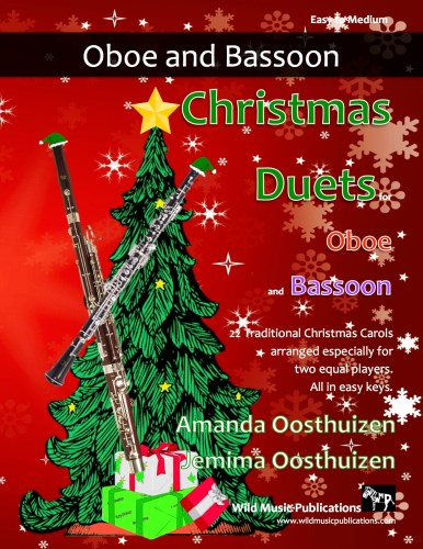 Christmas Duets for Oboe and Bassoon