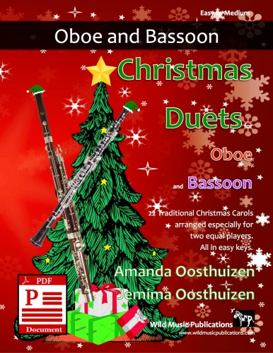 Christmas Duets for Oboe and Bassoon Download
