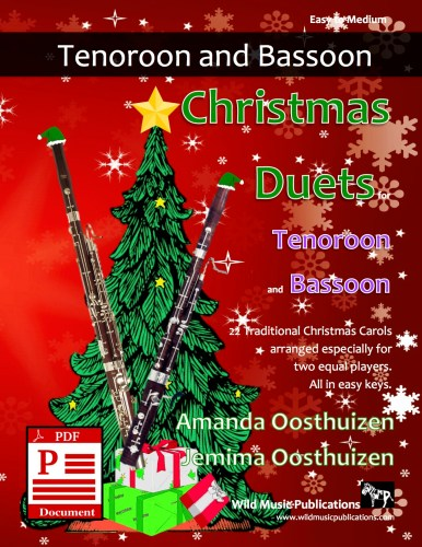Christmas Duets for Tenoroon and Bassoon Download