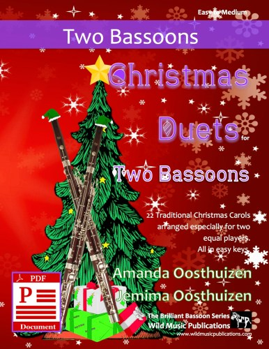 Christmas Duets for Two Bassoons Download