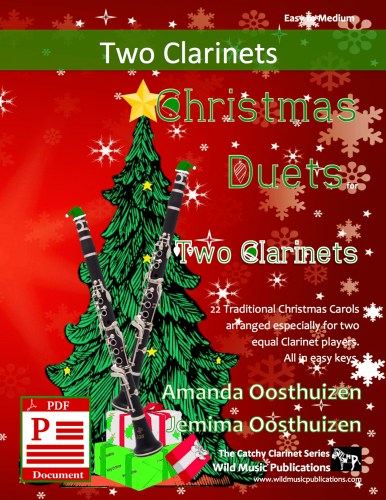 Christmas Duets for Two Clarinets Download