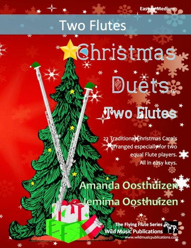 Christmas Duets for Two Flutes