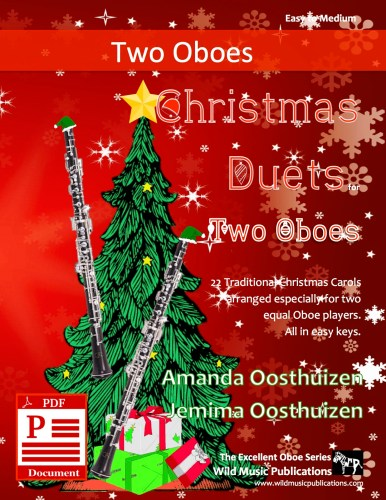 Christmas Duets for Two Oboes Download