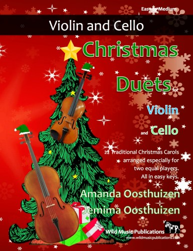 Christmas Duets for Violin and Cello
