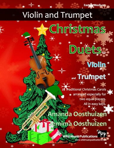 Christmas Duets for Violin and Trumpet