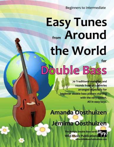 Easy Tunes from Around the World for Double Bass