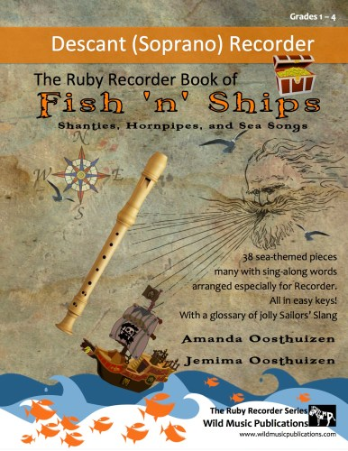 The Ruby Recorder Book of Fish 'n' Ships