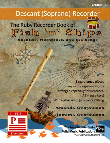The Ruby Recorder Book of Fish 'n' Ships Download