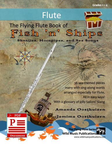 The Flying Flute Book of Fish 'n' Ships Download