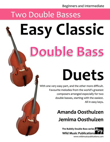Easy Classic Double Bass Duets