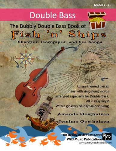 The Bubbly Double Bass Book of Fish 'n' Ships