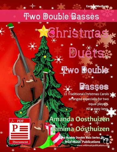 Christmas Duets for Two Double Basses Download