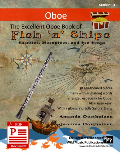 The Excellent Oboe Book of Fish 'n' Ships Download