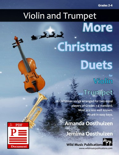 More Christmas Duets for Violin and Trumpet Download