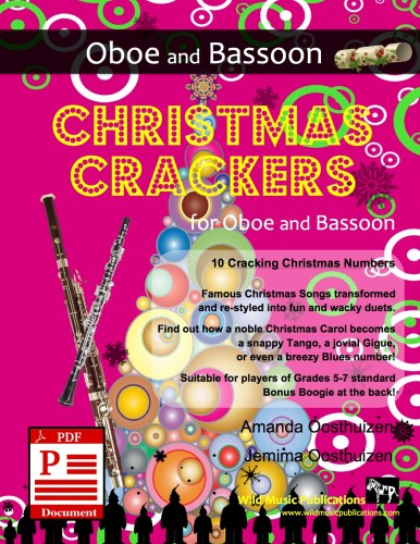 Christmas Crackers for Oboe and Bassoon Download