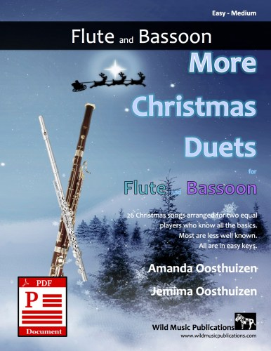 More Christmas Duets for Flute and Bassoon Download