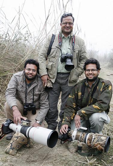 Best wildlife photographers of India